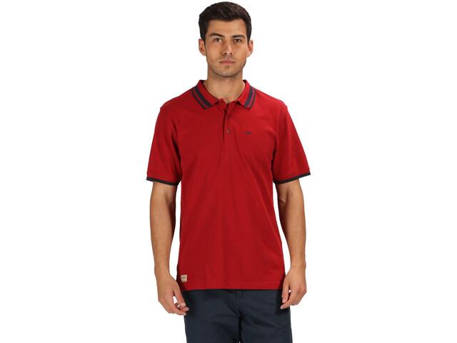 Regatta Talcott II Polo Homme, delhi red